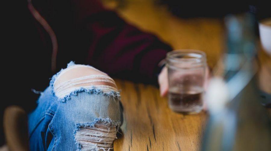 Ripped jeans för alla tillfällen