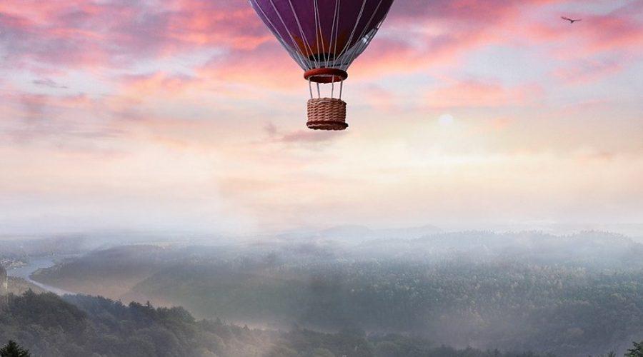 Ballongflygning - Ett härligt äventyr